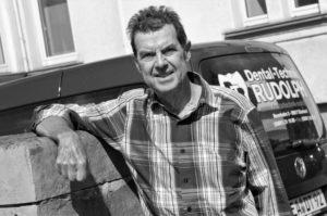 Portrait Dieter Rudolph